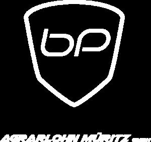 Logo AGRARLOHN MÜRITZ GmbH weiß